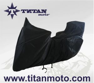 Waterproof Motorcycle Cover for F750GS. F850GS \ GSA with central & side panniers