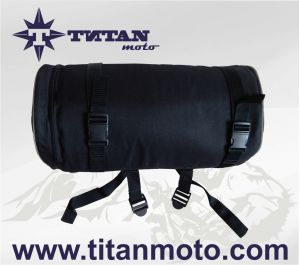 Сумка багажная цилиндрическая (батон)