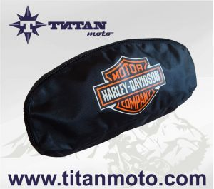 Waterproof half cover for Harley-Davidson Electra Glide