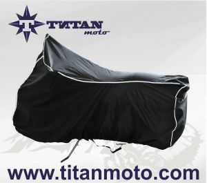 Waterproof Motorcycle Cover for Suzuki Intruder (Boulevard)