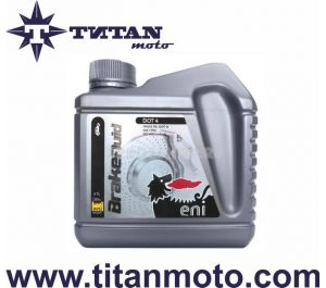 Eni  Brake Fluid DOT 4 (1л)