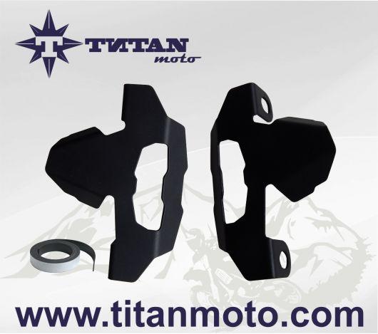 Frente de proteção da pinça de freio (conjunto)