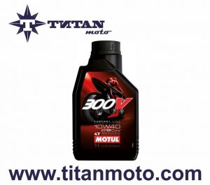 MOTUL  10W40 300V 4T FL ROAD RACING (1л)