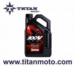 MOTUL  10W40 300V 4T FL ROAD RACING (4L)