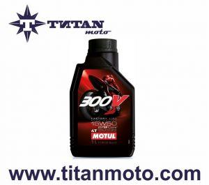 MOTUL  15W50 300V 4T FL ROAD RACING (1L)