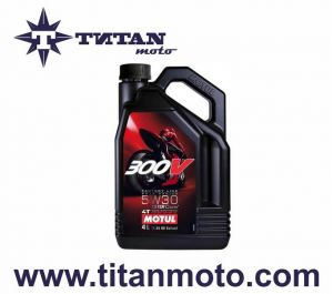 MOTUL  5W30 300V 4T FL ROAD RACING (4L)