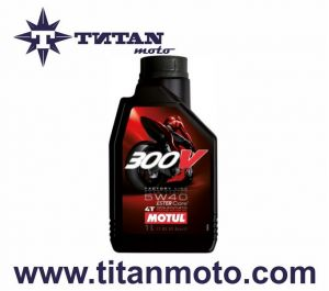 MOTUL  5W40 300V 4T FL ROAD RACING (1L)