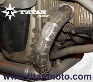 Exhaust manifold protection
