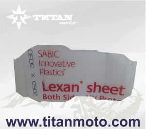 Поликарбонат LEXAN прозрачный для защиты фары головного света