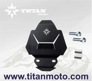 Защита корпуса двигателя - Черный