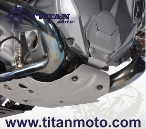 Защита корпуса двигателя