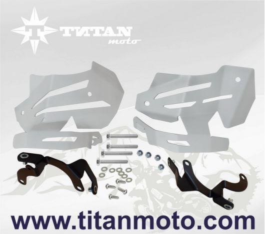 Защита инжектора правая и левая BMW R1200GS LC titanmoto.com