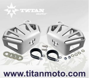 Clutch and brake reservoir protection