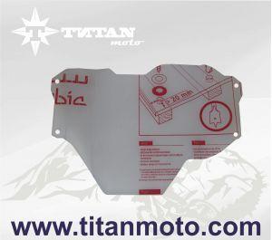 Оптическая прозрачная защита фары головного света - LEXAN