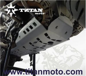 Engine protection plates (Super long) TITAN moto