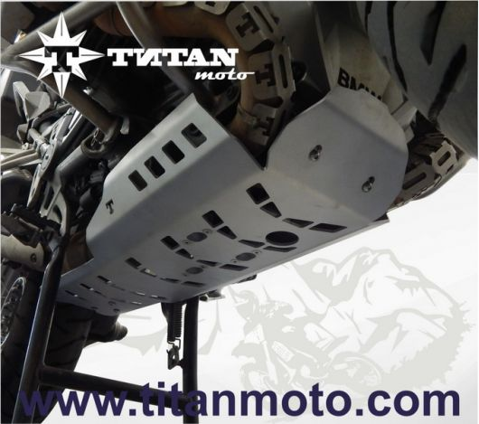 Защита двигателя - Поддон (Cупер длинный) TИTAN moto