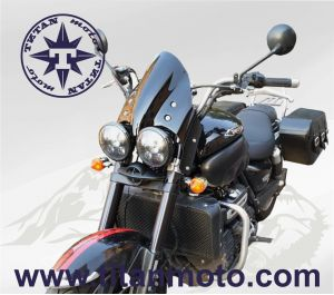 Windscreen (Windshield) for TRIUMPH Rocket 3, Rocket III. NEW DESIGN!