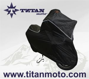 Waterproof Motorcycle Cover for Yamaha Tmax